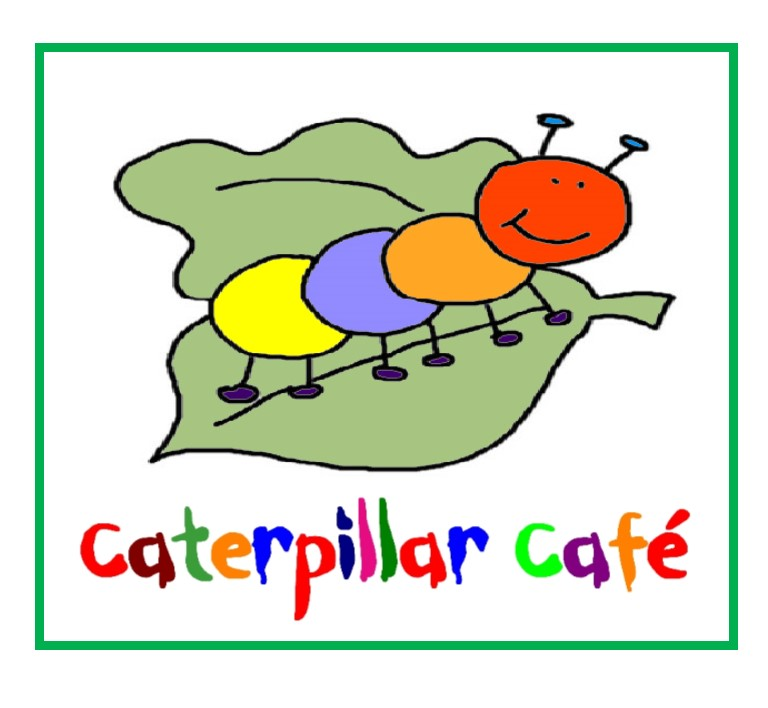 caterpillar cafe logo
